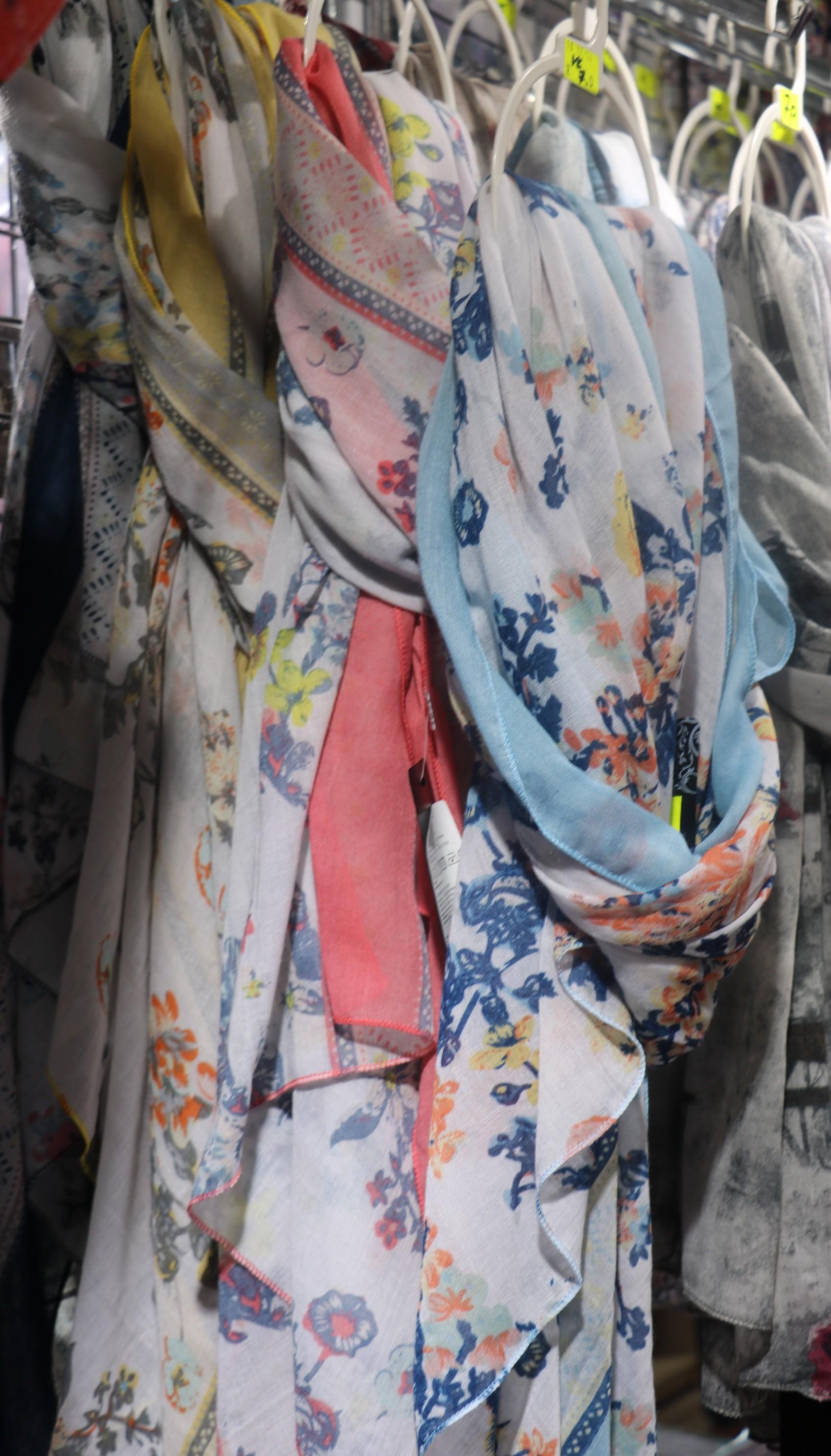 дешевый шарф
